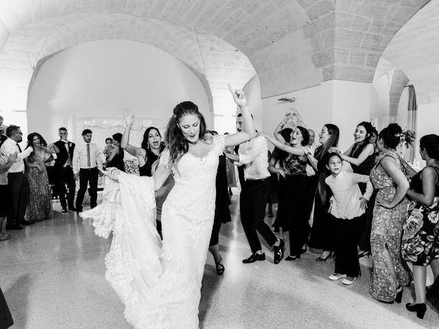 Il matrimonio di Giacomo e Sara a Santa Cesarea Terme, Lecce 100