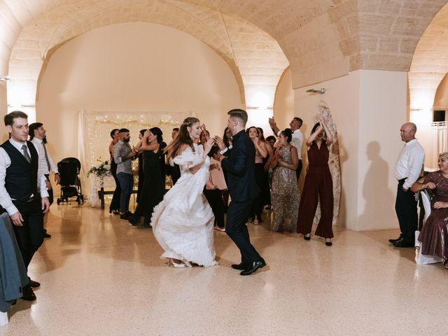 Il matrimonio di Giacomo e Sara a Santa Cesarea Terme, Lecce 101