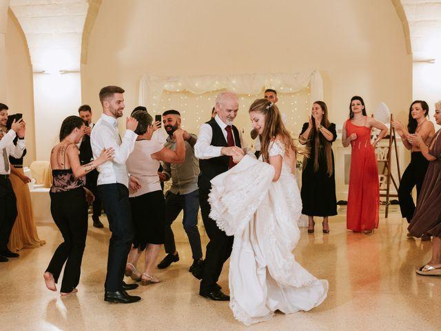 Il matrimonio di Giacomo e Sara a Santa Cesarea Terme, Lecce 104