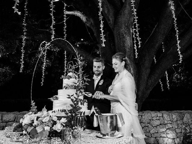 Il matrimonio di Giacomo e Sara a Santa Cesarea Terme, Lecce 107