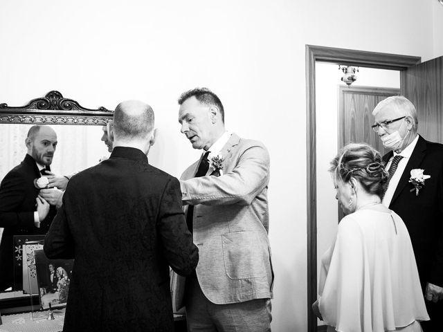 Il matrimonio di Fabio e Sabina a Castelfidardo, Ancona 5