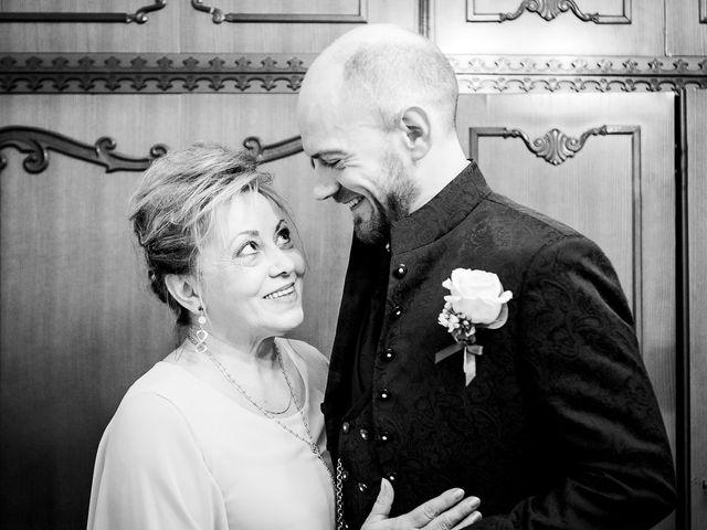 Il matrimonio di Fabio e Sabina a Castelfidardo, Ancona 6