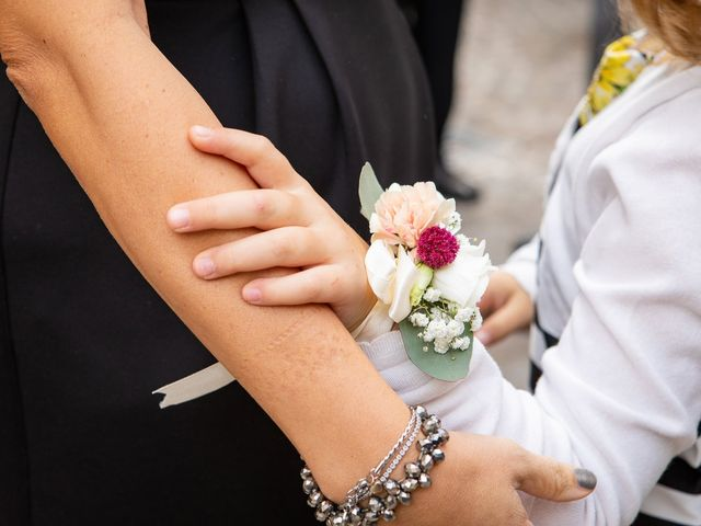 Il matrimonio di Fabio e Sabina a Castelfidardo, Ancona 11