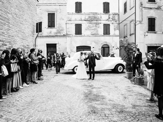 Il matrimonio di Fabio e Sabina a Castelfidardo, Ancona 19