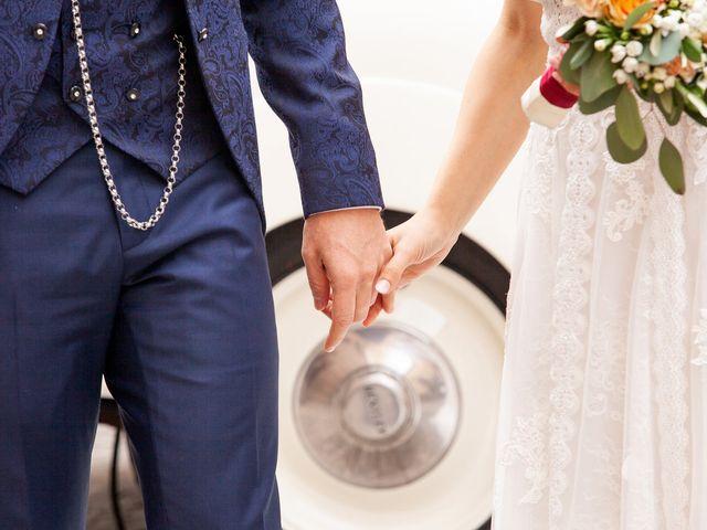 Il matrimonio di Fabio e Sabina a Castelfidardo, Ancona 20