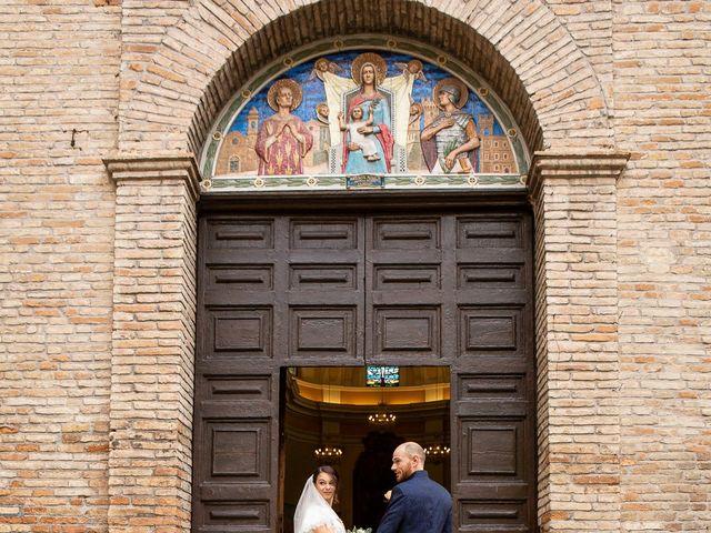 Il matrimonio di Fabio e Sabina a Castelfidardo, Ancona 22