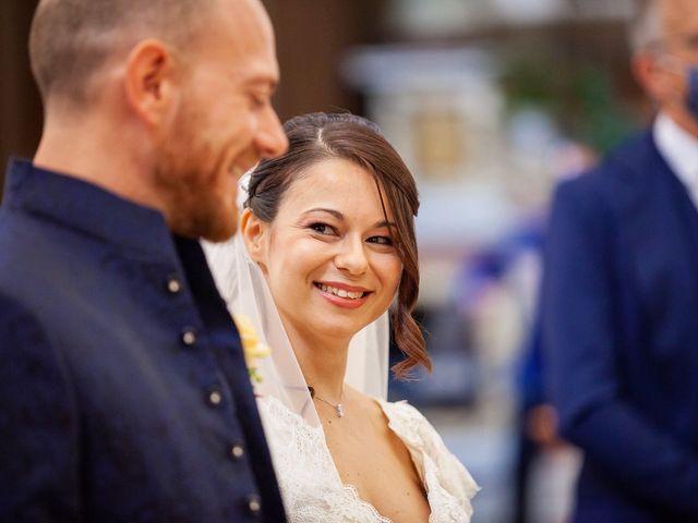 Il matrimonio di Fabio e Sabina a Castelfidardo, Ancona 24