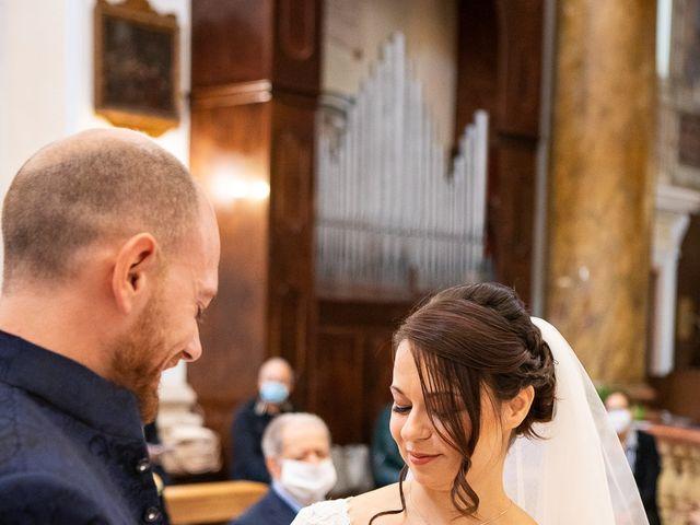 Il matrimonio di Fabio e Sabina a Castelfidardo, Ancona 28