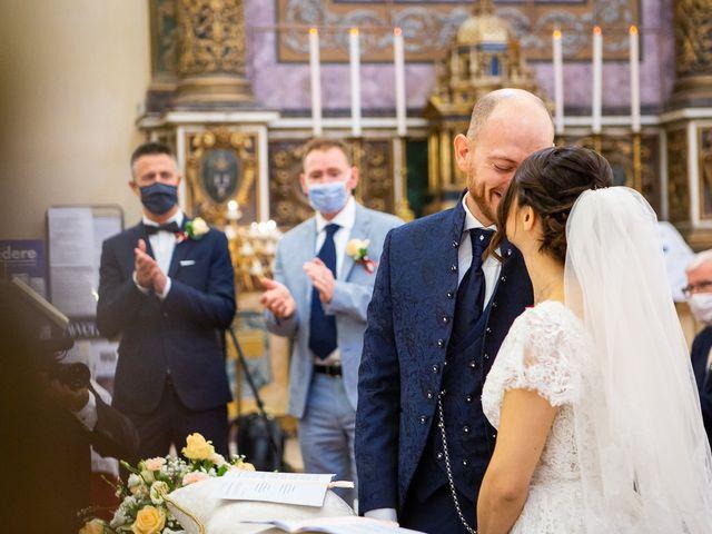Il matrimonio di Fabio e Sabina a Castelfidardo, Ancona 29