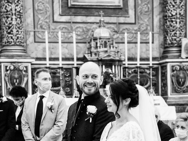 Il matrimonio di Fabio e Sabina a Castelfidardo, Ancona 31