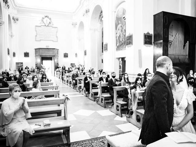 Il matrimonio di Fabio e Sabina a Castelfidardo, Ancona 33