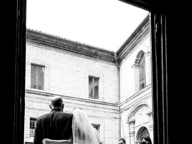 Il matrimonio di Fabio e Sabina a Castelfidardo, Ancona 34