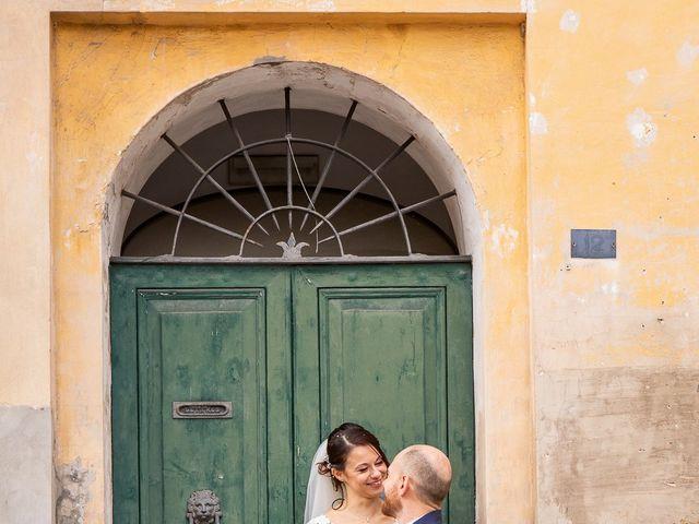 Il matrimonio di Fabio e Sabina a Castelfidardo, Ancona 41