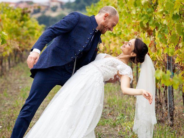 Il matrimonio di Fabio e Sabina a Castelfidardo, Ancona 46