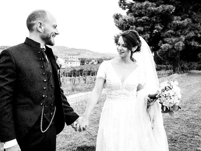 Il matrimonio di Fabio e Sabina a Castelfidardo, Ancona 48