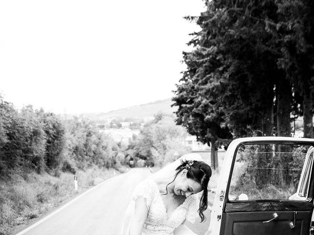 Il matrimonio di Fabio e Sabina a Castelfidardo, Ancona 51
