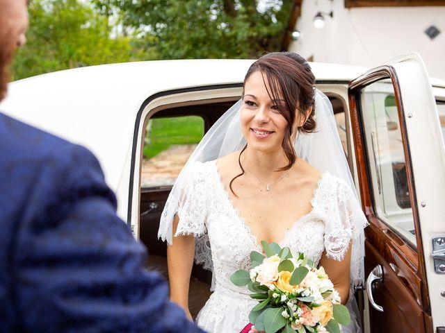 Il matrimonio di Fabio e Sabina a Castelfidardo, Ancona 52