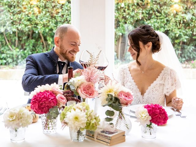 Il matrimonio di Fabio e Sabina a Castelfidardo, Ancona 53