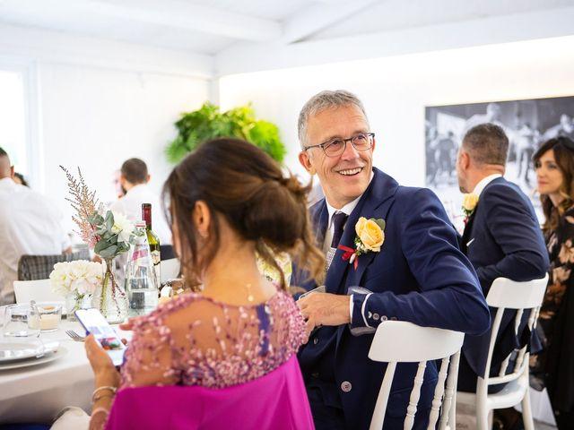 Il matrimonio di Fabio e Sabina a Castelfidardo, Ancona 57