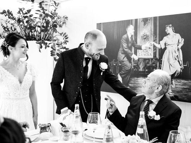 Il matrimonio di Fabio e Sabina a Castelfidardo, Ancona 58
