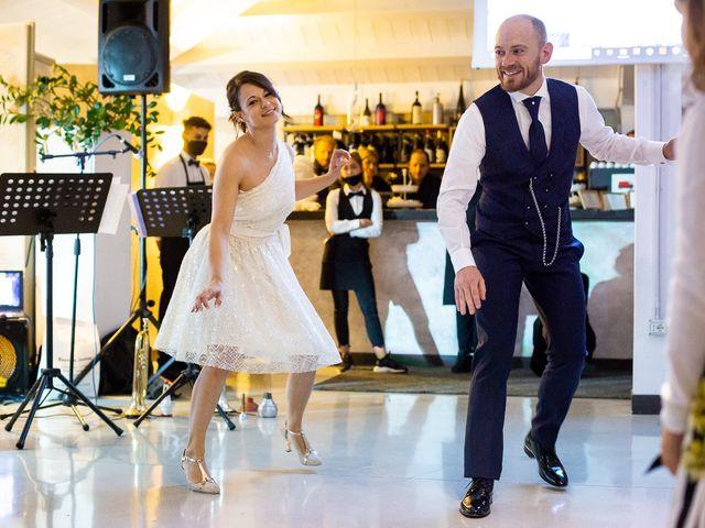 Il matrimonio di Fabio e Sabina a Castelfidardo, Ancona 68