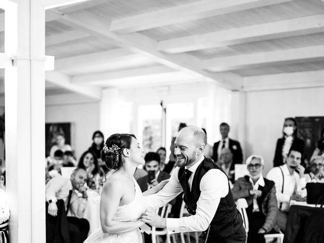 Il matrimonio di Fabio e Sabina a Castelfidardo, Ancona 69