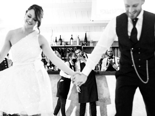 Il matrimonio di Fabio e Sabina a Castelfidardo, Ancona 70