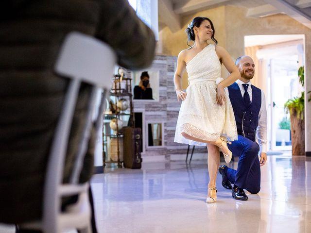 Il matrimonio di Fabio e Sabina a Castelfidardo, Ancona 72