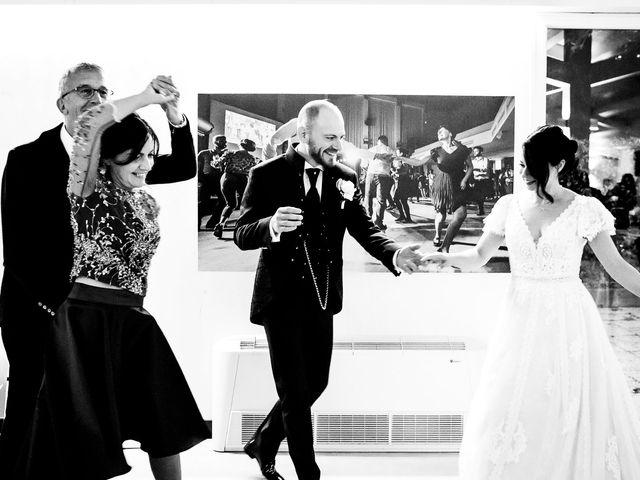 Il matrimonio di Fabio e Sabina a Castelfidardo, Ancona 77