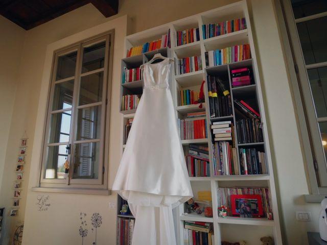 Il matrimonio di Alessio e Rachele a Cavriana, Mantova 5
