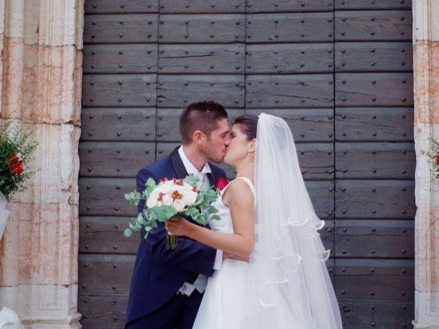 Il matrimonio di Alessio e Rachele a Cavriana, Mantova 12