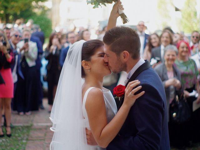 Il matrimonio di Alessio e Rachele a Cavriana, Mantova 3