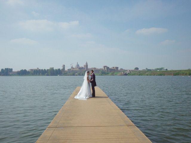 Il matrimonio di Alessio e Rachele a Cavriana, Mantova 14