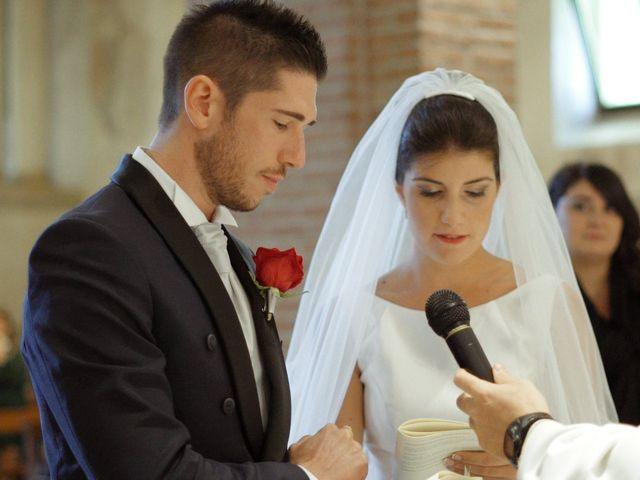 Il matrimonio di Alessio e Rachele a Cavriana, Mantova 27