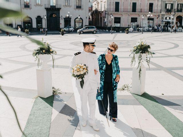 Il matrimonio di Margherita e Antonio a Catania, Catania 34