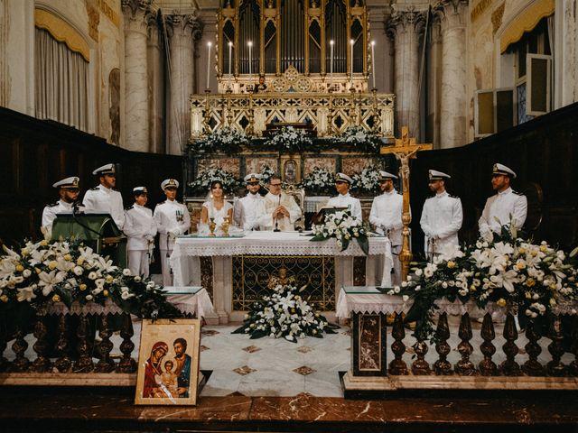 Il matrimonio di Margherita e Antonio a Catania, Catania 53