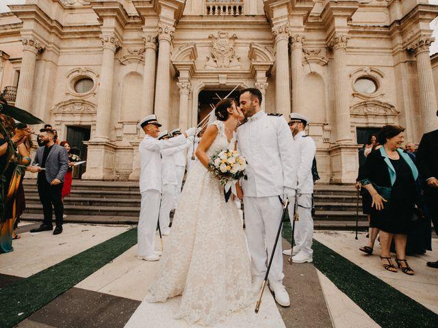 Il matrimonio di Margherita e Antonio a Catania, Catania 58