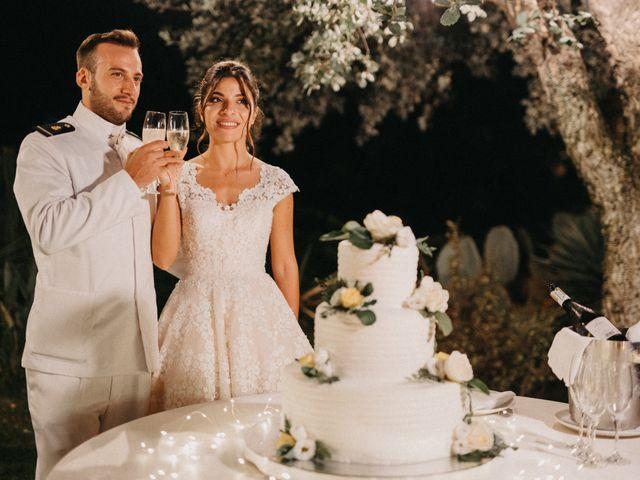 Il matrimonio di Margherita e Antonio a Catania, Catania 121