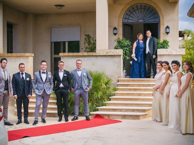 Il matrimonio di Sara e Agostino a Marsala, Trapani 7