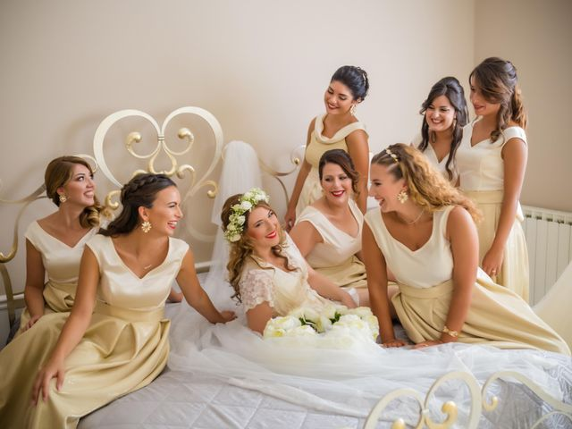 Il matrimonio di Sara e Agostino a Marsala, Trapani 11