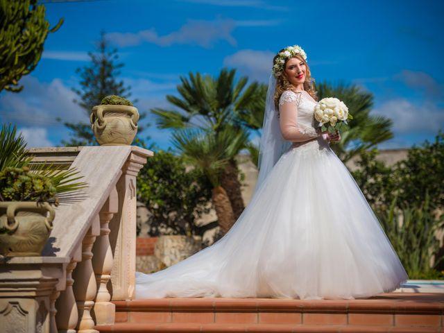 Il matrimonio di Sara e Agostino a Marsala, Trapani 14