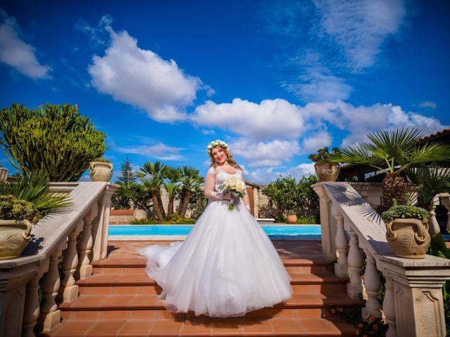 Il matrimonio di Sara e Agostino a Marsala, Trapani 15