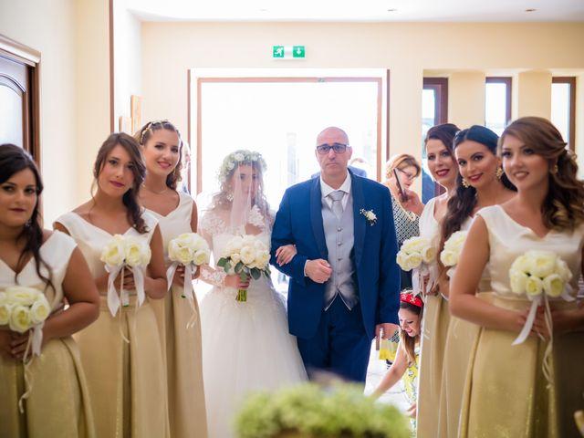 Il matrimonio di Sara e Agostino a Marsala, Trapani 17