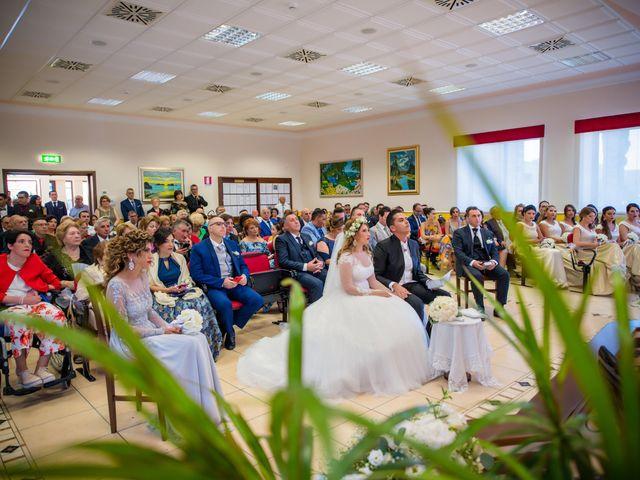 Il matrimonio di Sara e Agostino a Marsala, Trapani 18