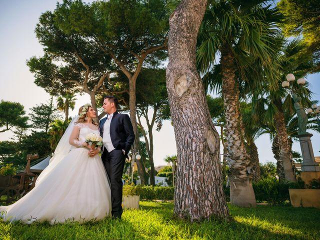 Il matrimonio di Sara e Agostino a Marsala, Trapani 19