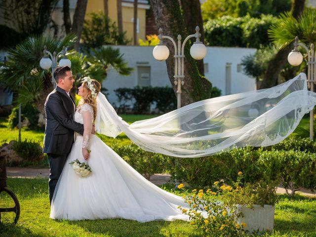 Il matrimonio di Sara e Agostino a Marsala, Trapani 20