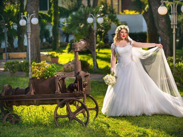 Il matrimonio di Sara e Agostino a Marsala, Trapani 21