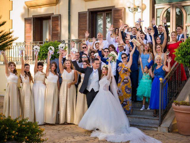 Il matrimonio di Sara e Agostino a Marsala, Trapani 22