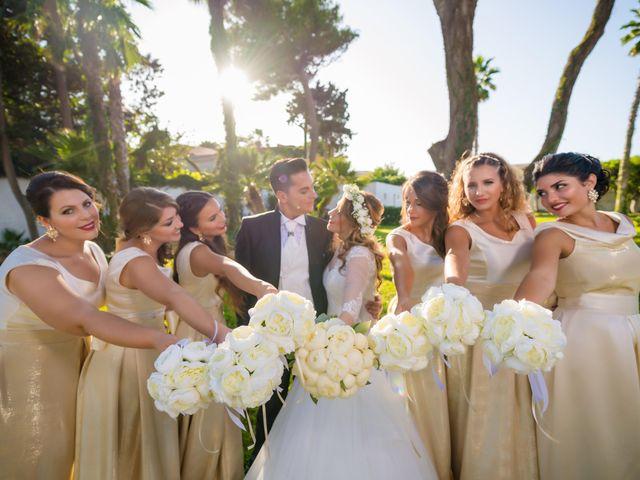 Il matrimonio di Sara e Agostino a Marsala, Trapani 23