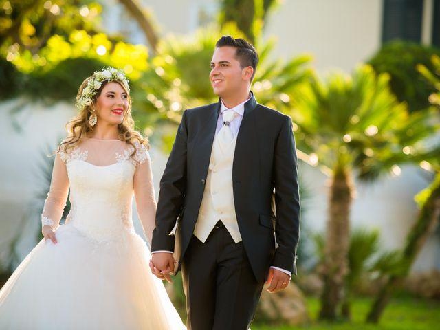 Il matrimonio di Sara e Agostino a Marsala, Trapani 26
